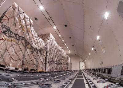 Air Cargo intérieur